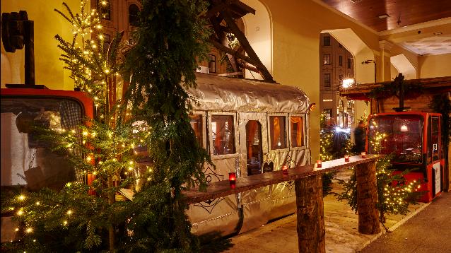 Talstation, Hotel Vier Jahreszeiten München