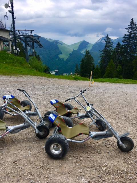 Mountaincarts Spitzingsee