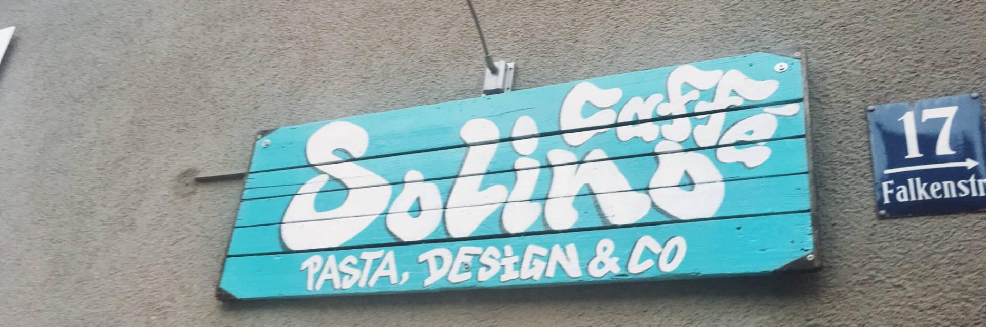 Café Solino, Pasta, Design & Co., Muenchen