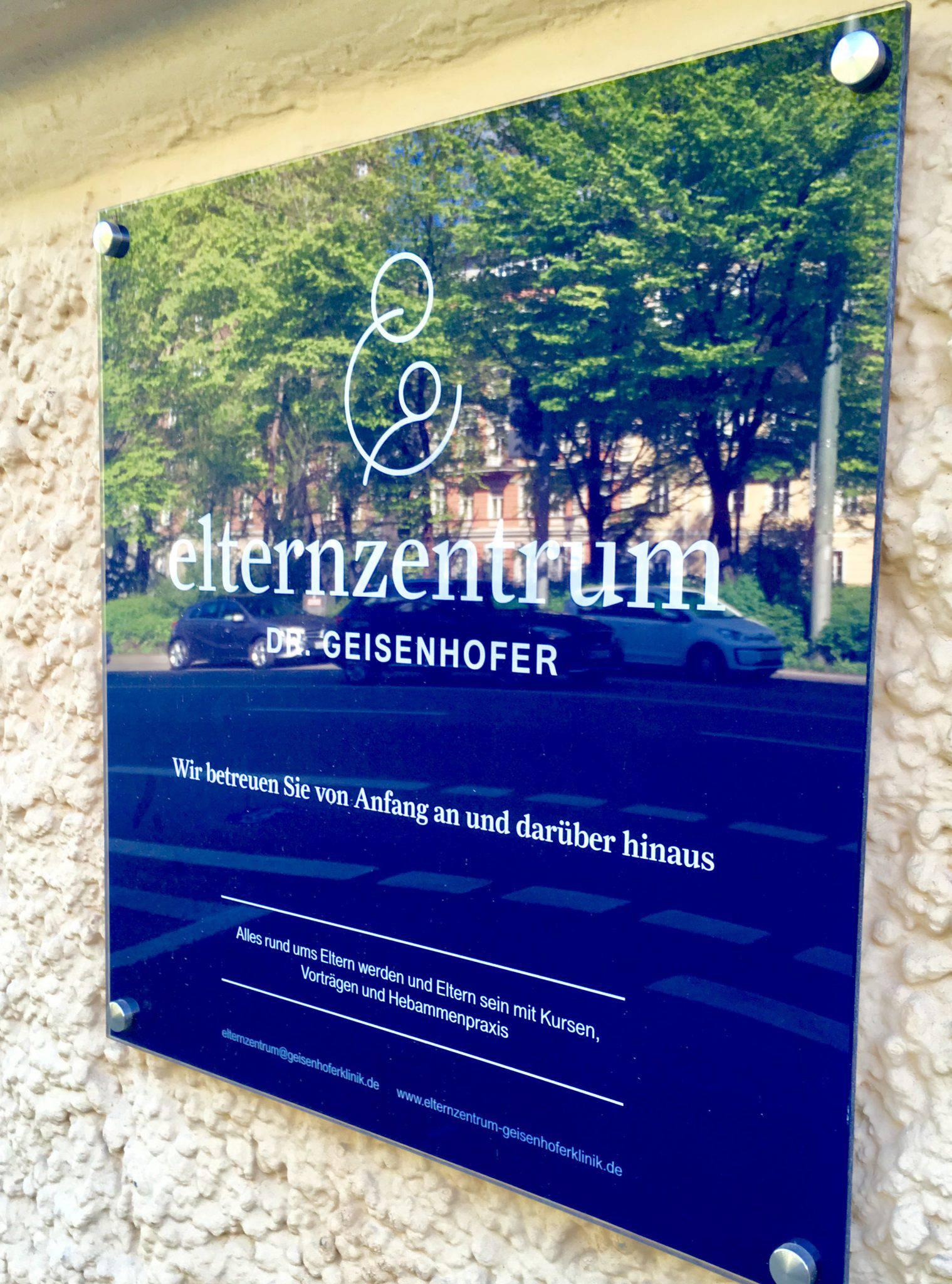 Elternzentrum Dr. Geisenhofer, Muenchen