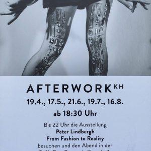 Kunsthalle München, Peter Lindbergh Ausstellung