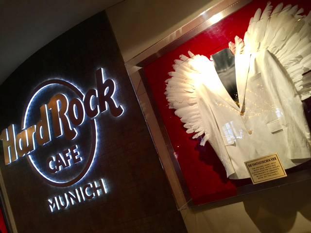 Hardrock Cafe Muenchen