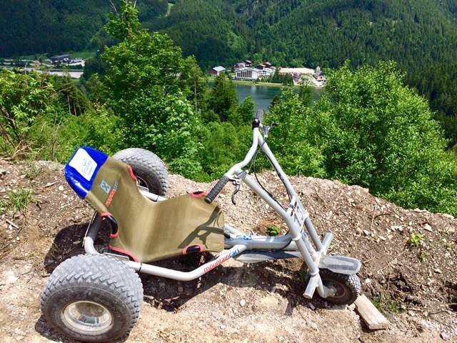Mountaincarts Spitzingsee