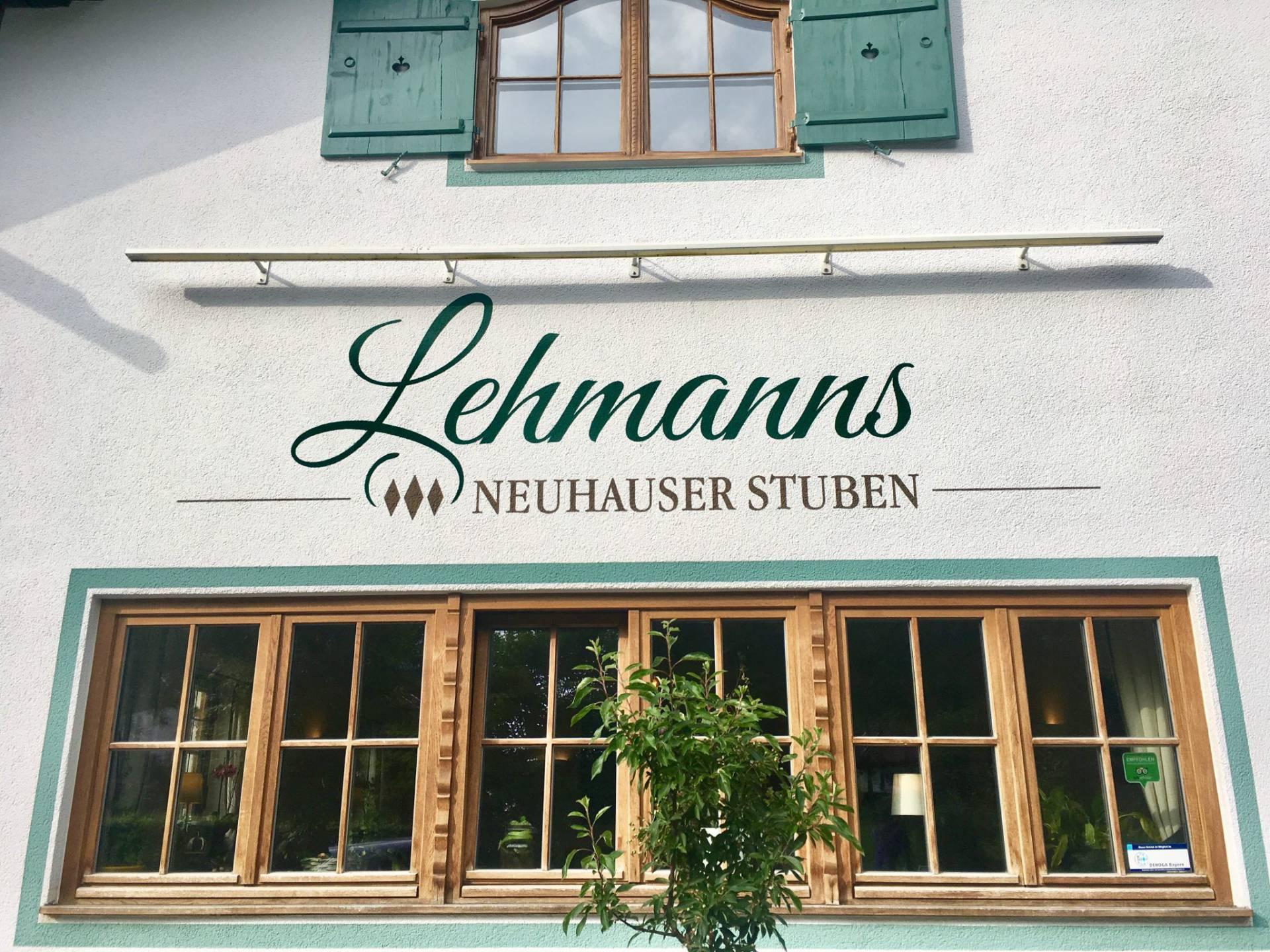 Lehmanns NeuhauserStuben, Schliersee
