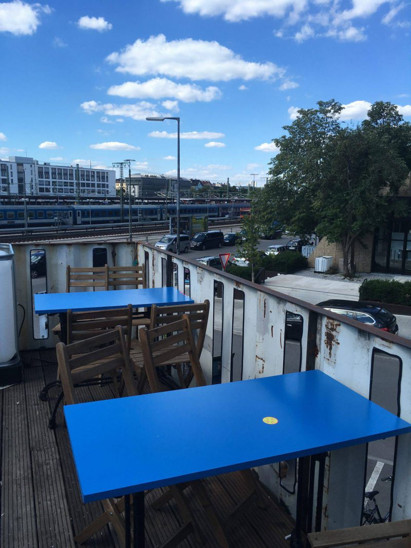 Container Collective, Muenchen