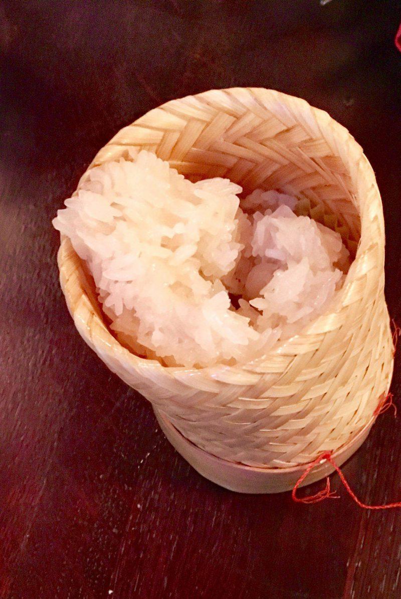Sticky Rice, VU TANG KITCHEN, MUENCHEN