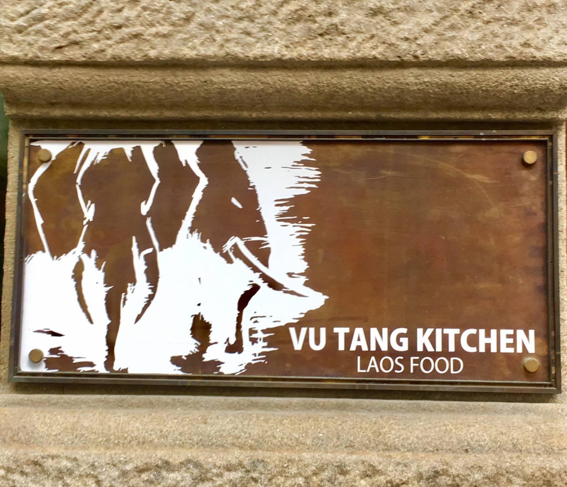 VU TANG KITCHEN, MUENCHEN