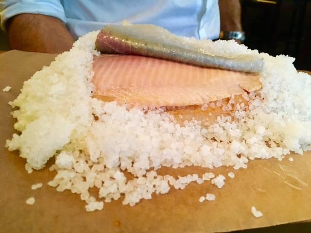 Salzkruste Restaurant und Bar in Muenchen