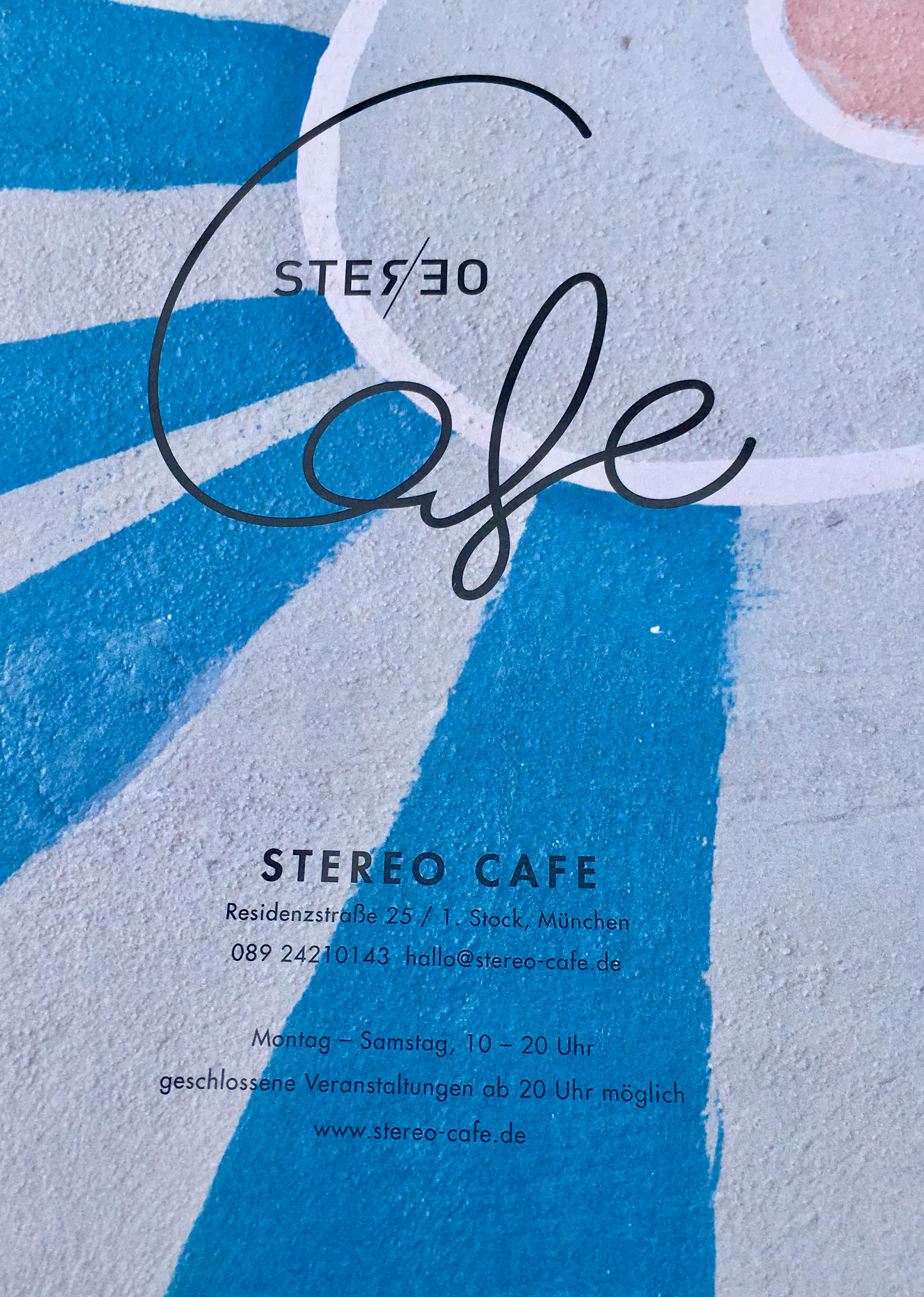 STEREO Café, Muenchen