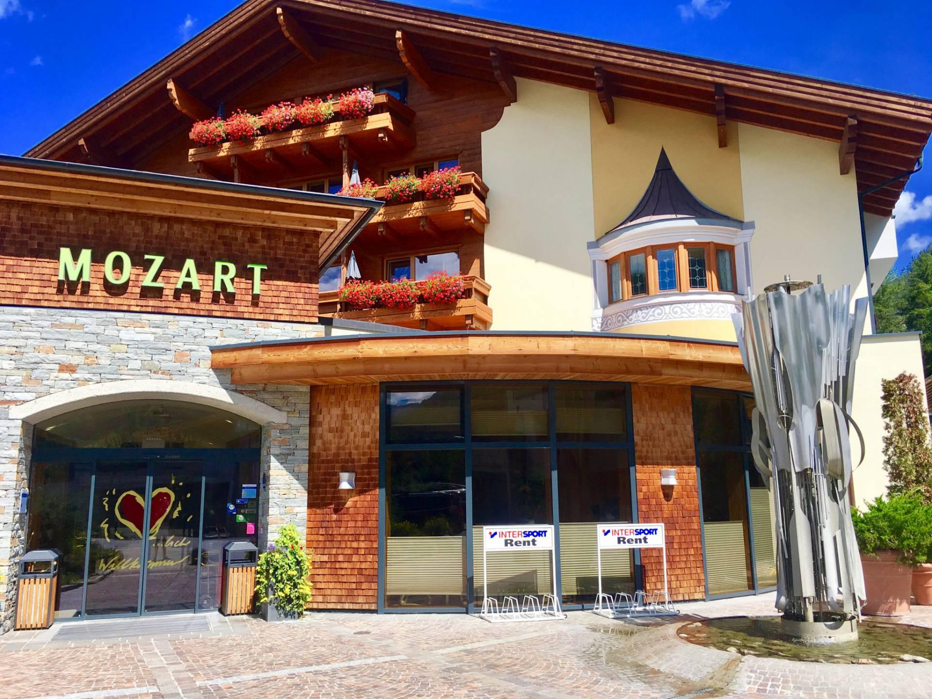 Mozart Vital **** Hotel in Ried