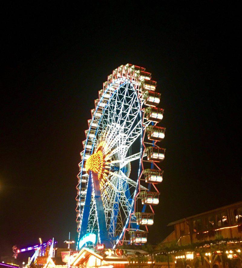 Riesenrad, Oktoberfest Muenchen 2017