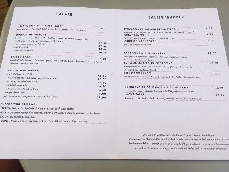 STEREO Café, Muenchen