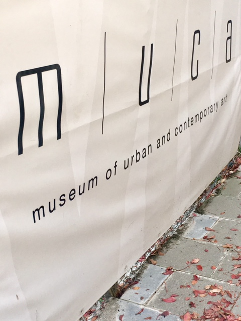 MUCA Museum of Urban and Contemporary Art, Muenchen