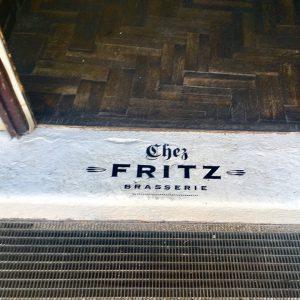 Chez Fritz Restaurant, französische Brasserie, Muenchen