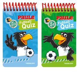 Fußball Quizblöcke bei Tessloff