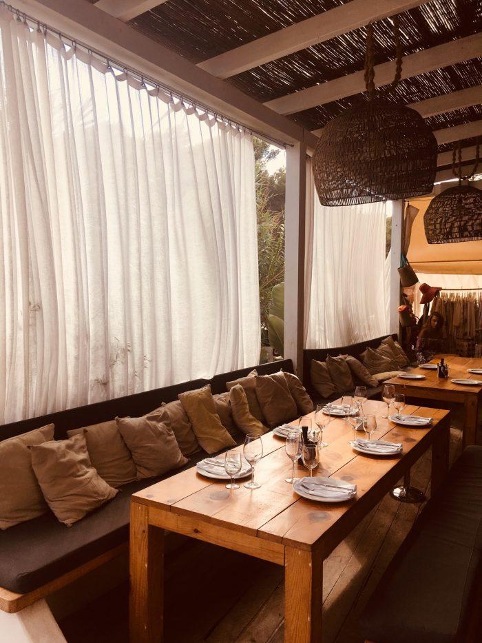 Cala Bonita Restaurant Ibiza