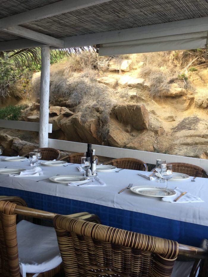 Es Xarcu Restaurante, Ibiza